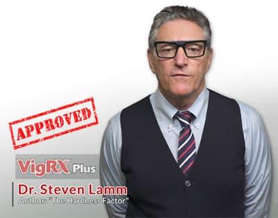 VigRX Plus recommended by Dr. Steven Lamm M.D