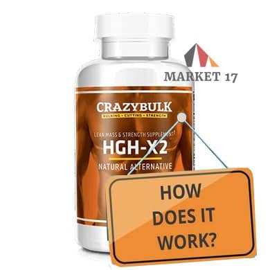 how does hgh-x2 work