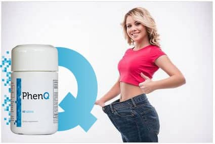 Lose weight with PhenQ