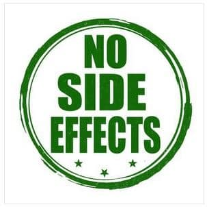 no side effects