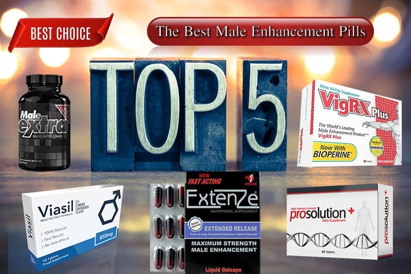 The Best Male Enhancement Pills