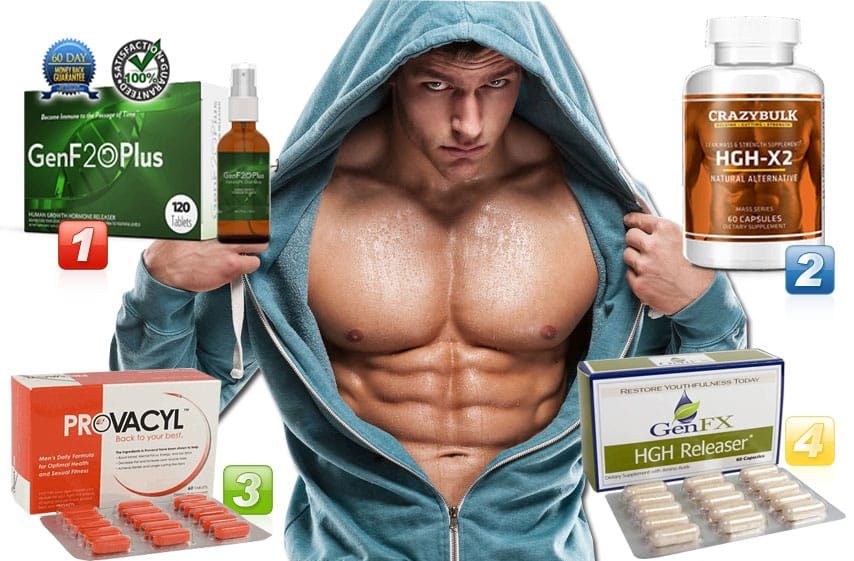Best HGH Supplements Reviews