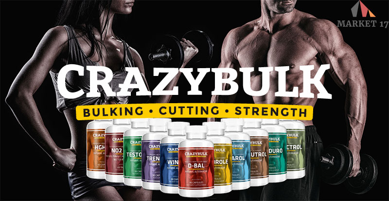Crazy Bulk Review | Are This Products Best Steroid Alternatives?