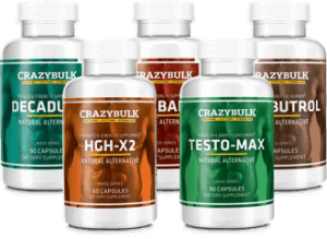 Crazy Bulk Growrh Hormone Stack