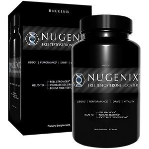 Testosterone Boosters Nugenix