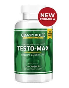 Testomax testosterone boosters