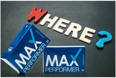Where Can I Get My Supply of Max Performer