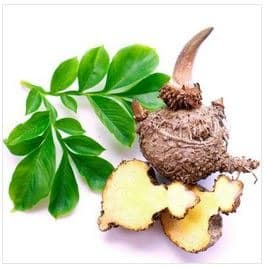 This ingredient is better known as Konjac Root