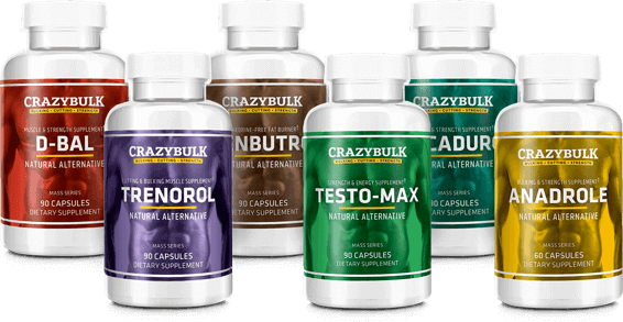 Legal Steroids Crazy Bulk Ultimate Stack