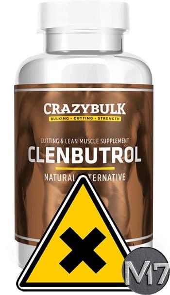 potential clenbutrol side-effects