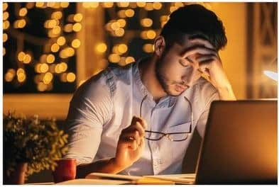 the stress-related fatigue