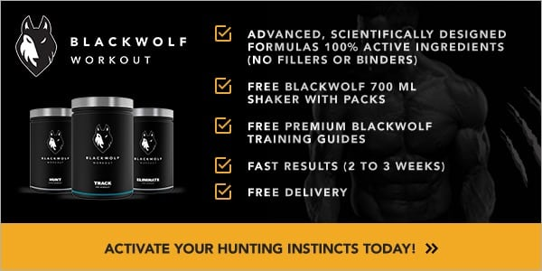 Order BlacWolf Track Today