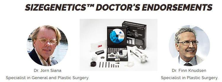 SizeGenetics Is Doctor Endorsements