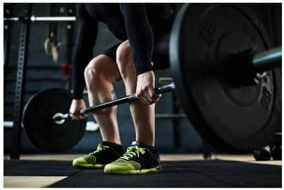 Increase the rate of weight training exercises