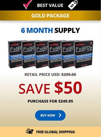 Order Extenze 6 month supplx