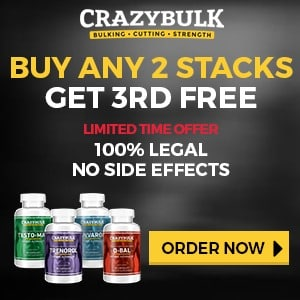 Buy any 2 stacks get 3rd free