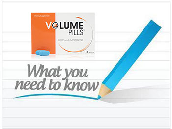 What You Need to Know About Volume Pills