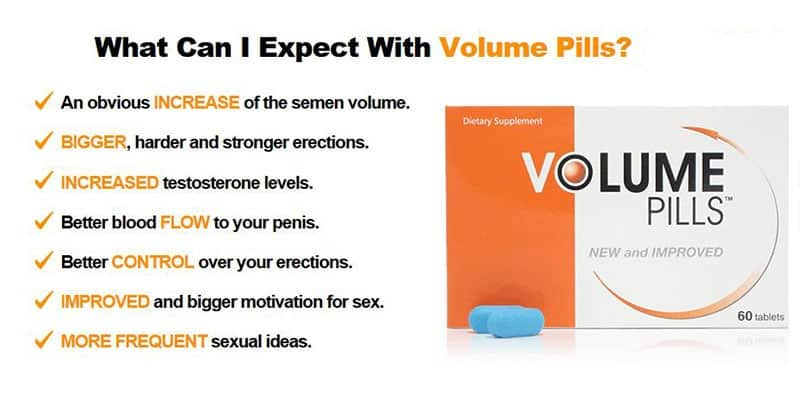 Volume Pills Review 2019