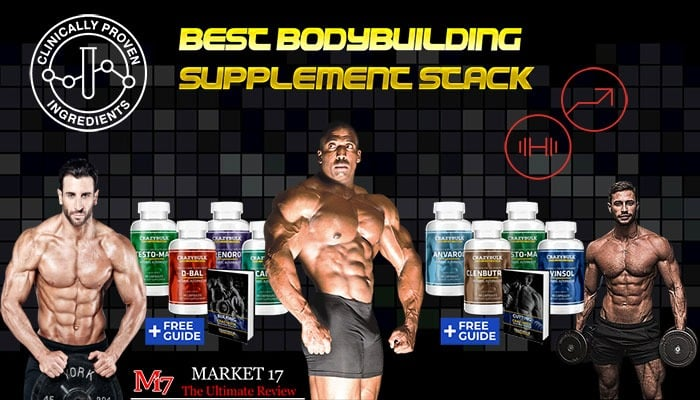 Best Bodybuilding Supplements Stack 2020