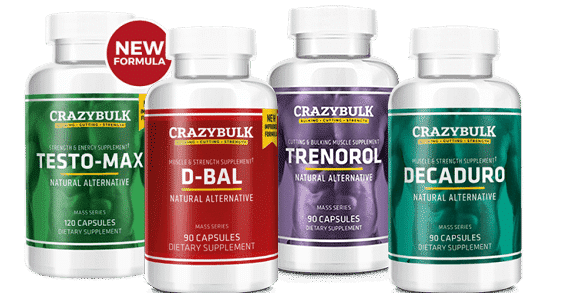 Bodybuilding Supplements  BULKING STACK
