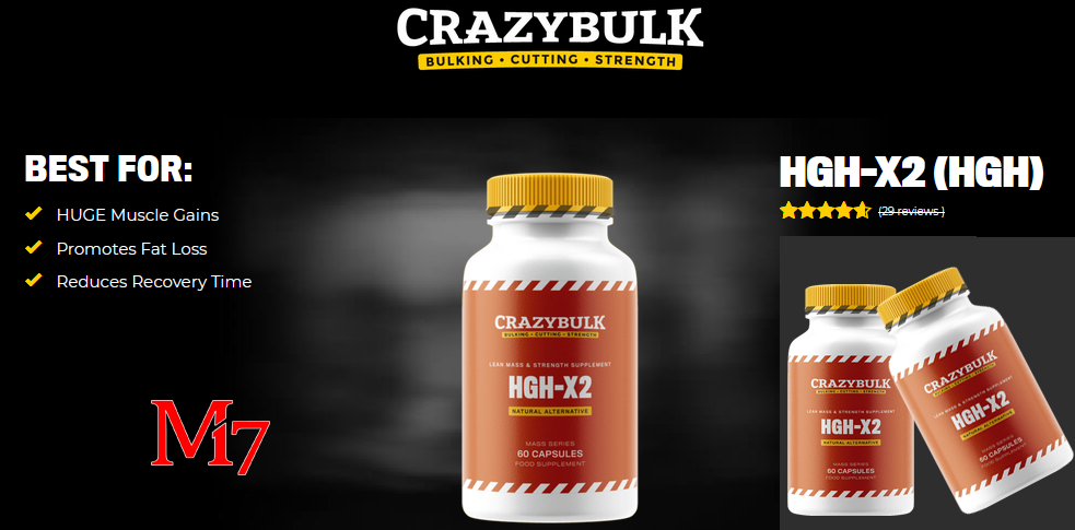 HGH-X2 - Somatropin HGH Legal Alternative