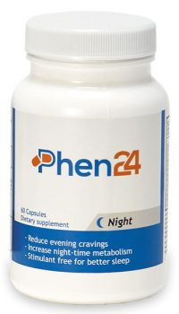 Phen 24 Night Time